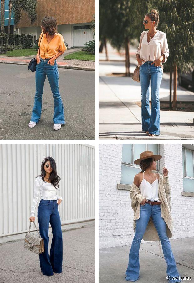 Le jean parfait pour faire écho aux années 70