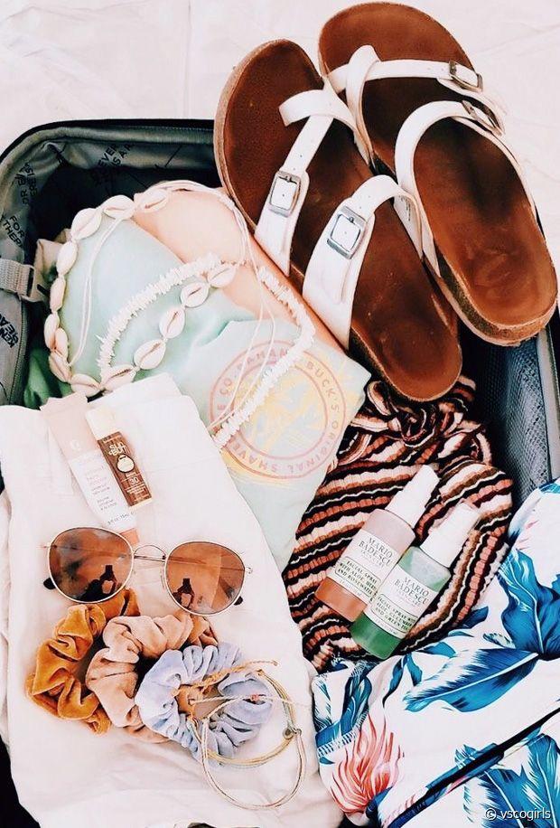 Astuces pour préparer des valises organisées et gagner de la place.