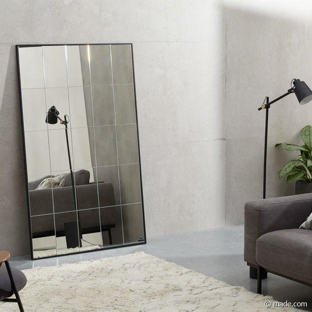 Le miroir parfait pour ouvrir l'espace