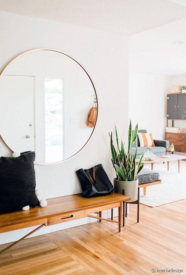 Sélection de miroirs fantaisies pour agrandir son intérieur