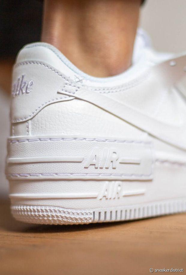 Sélection de baskets blanches parfaites pour l'hiver 2020