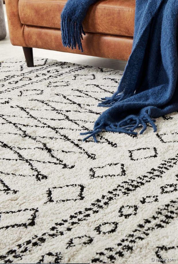 Tapis scandinaves : notre sélection de tapis en promo pour les soldes d'hiver 2021
