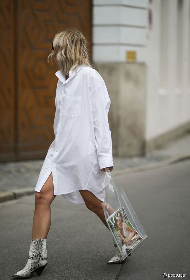 5 bonnes raisons d'adopter la robe chemise pour le printemps et l'été 2021
