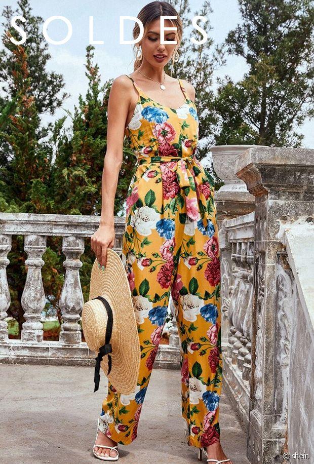 Soldes d'été 2021 : sélection de combi-pantalons stylées en promo