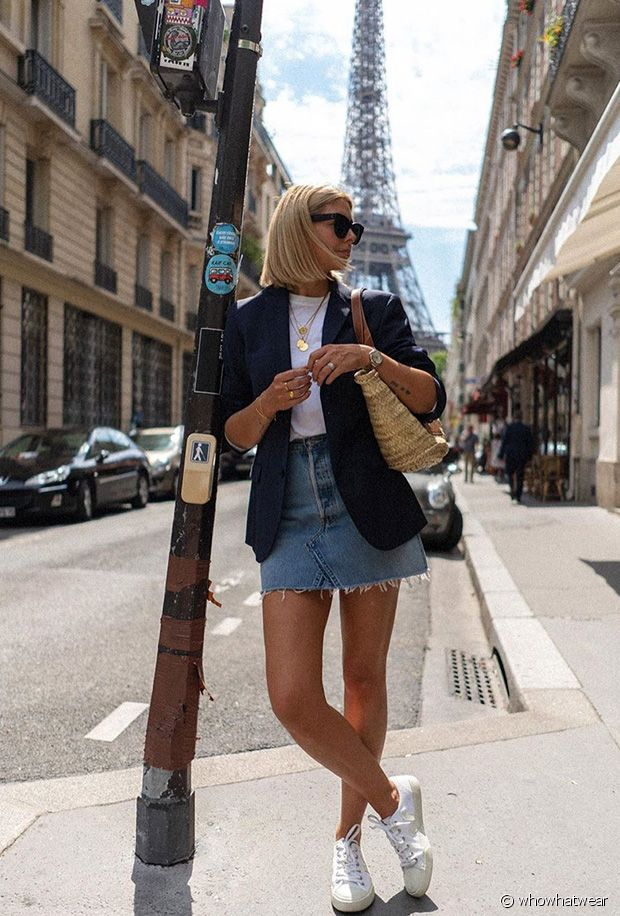Soldes d'été 2020 : sélection de jupes en jean en promo pour les fans de denim