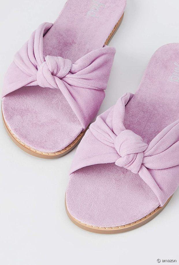 Sélection de sandales femmes pas chères à moins de 30€ pour l'été