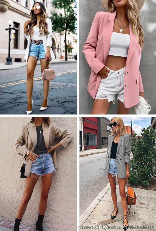 Le short en jean est une valeur sûre pour les beaux jours