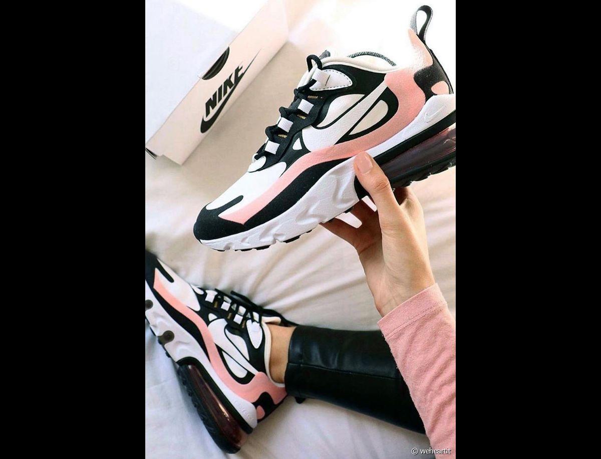 chaussure femme nike air max 270 react