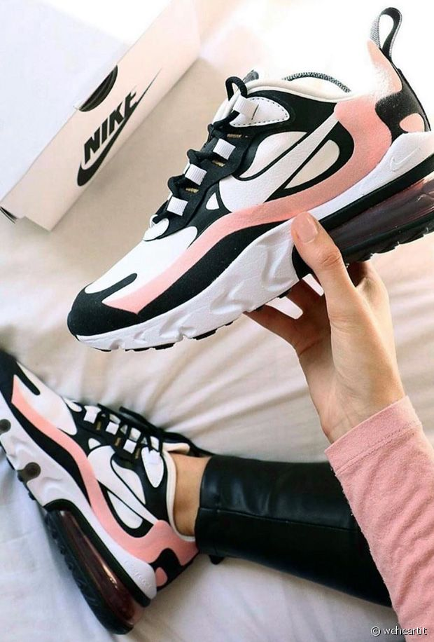 baskets nike air max 270 react la selection - Pureshopping