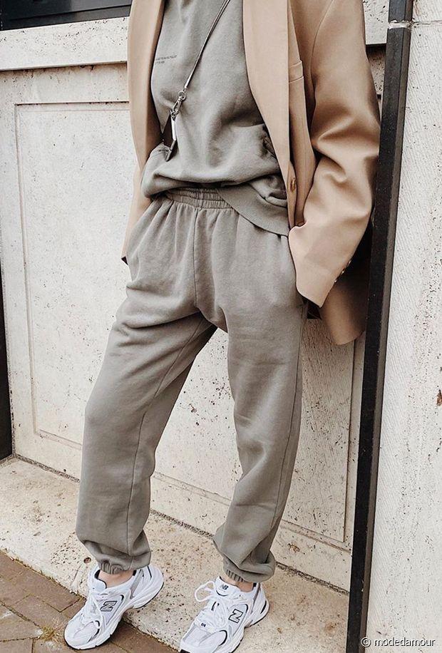 Il suffit d'ajouter un blazer pour tout de suite avoir l'air plus classe