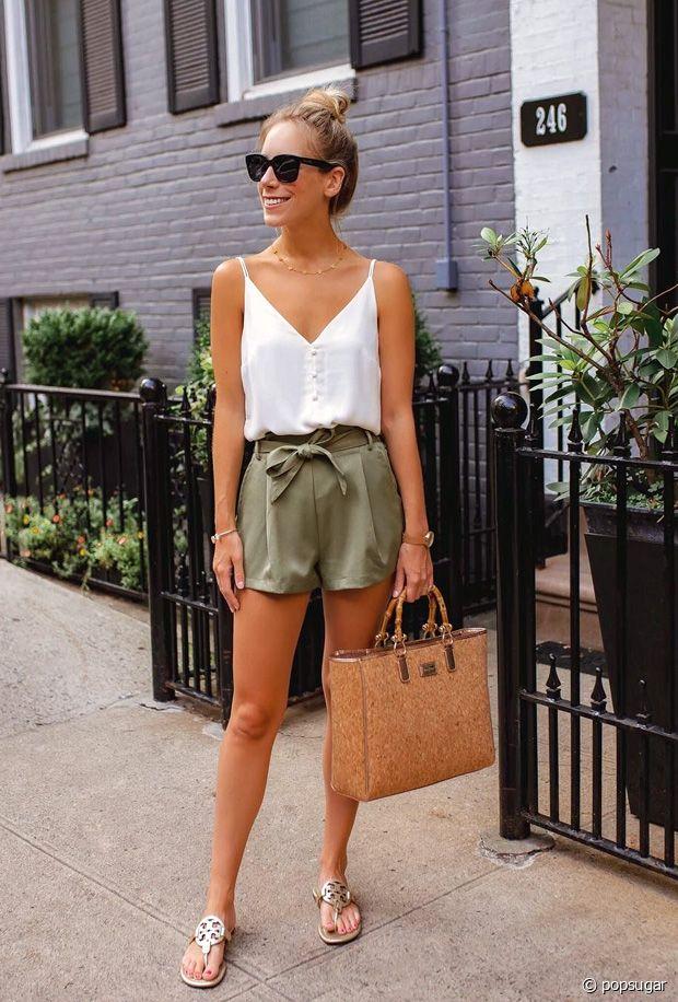 Shorts Paperbag : notre sélection de shorts taille haute pour l'été