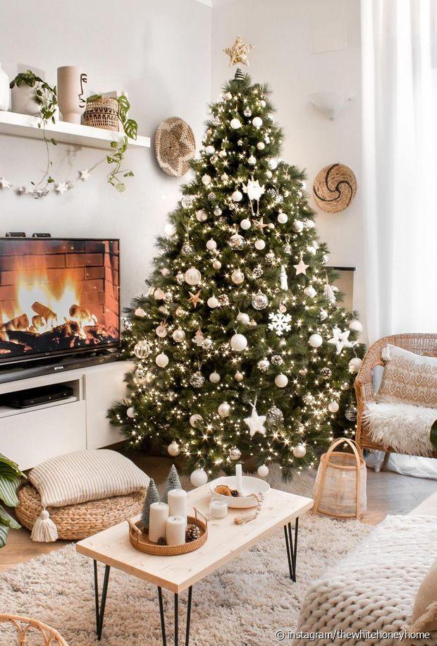 Tendances déco des sapins de Noël de l'hiver 2020-2021