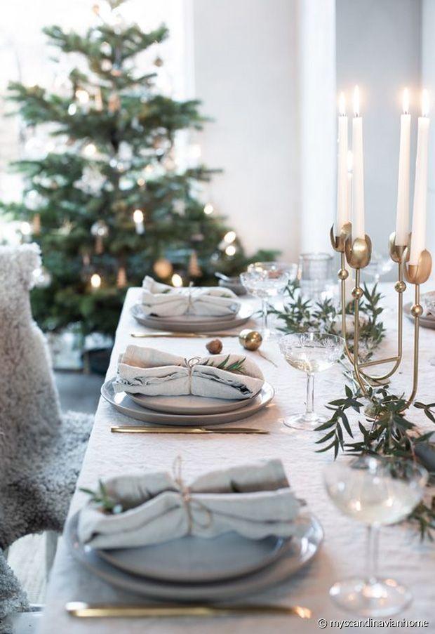 Tables de Noël : nos plus belles idées de décoration pour les fêtes