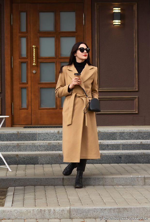 Comment porter le manteau long ?
