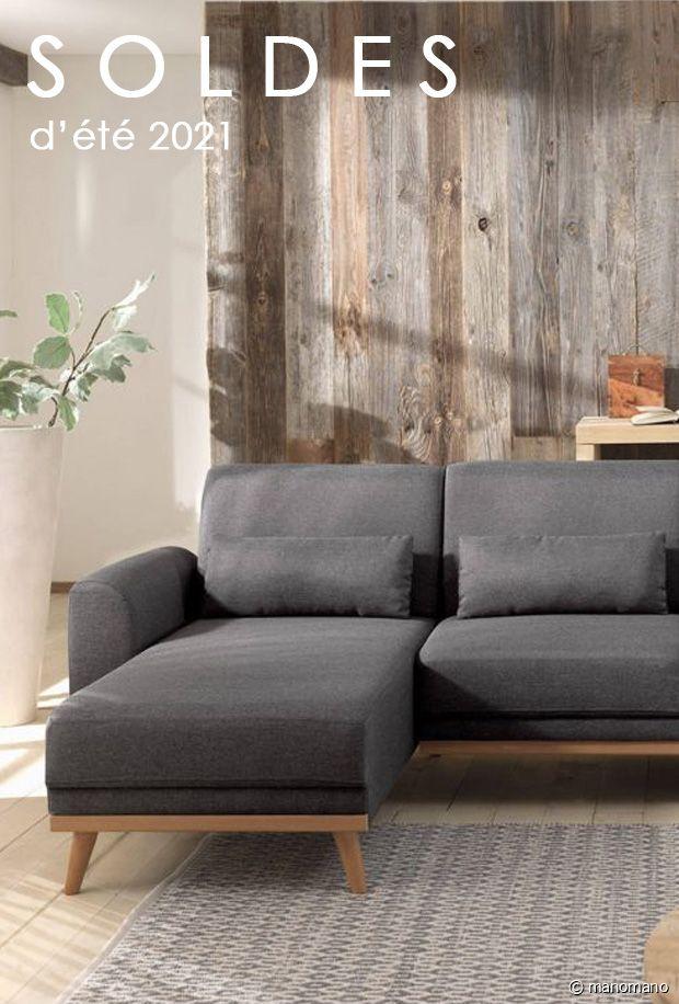 Soldes d'été 2021 : notre sélection de mobilier et de déco pour booster votre salon en promo