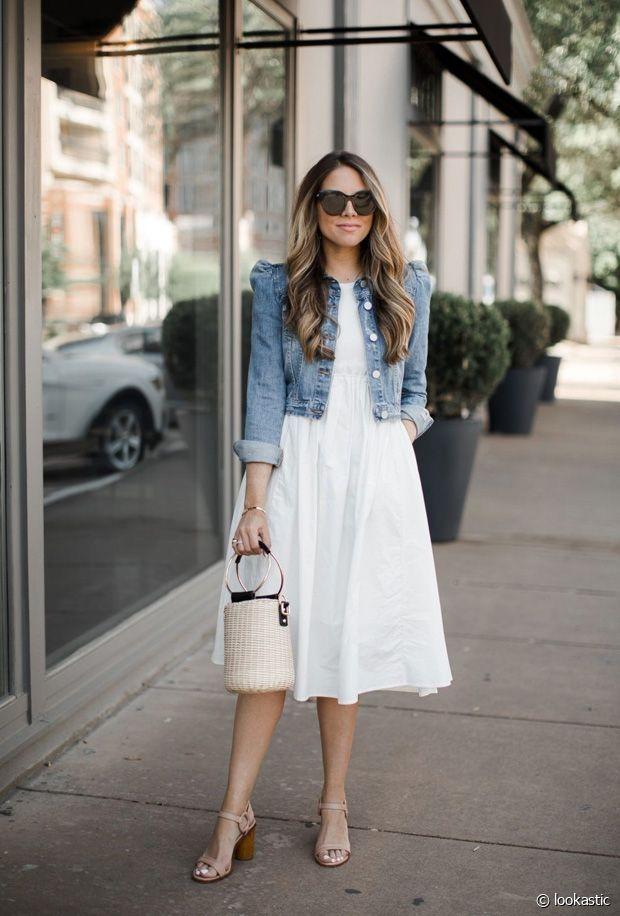 Comment porter une robe blanche au printemps ? Tous nos conseils mode