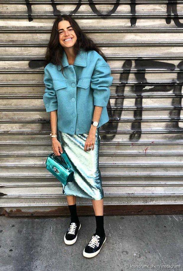 Comment porter des vêtements à paillettes en journée ?