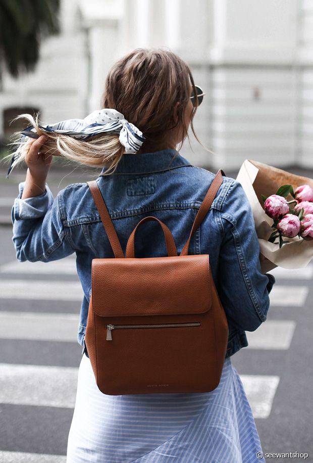 Sélection de sacs à dos pour femmes chics et élégants pour la rentrée