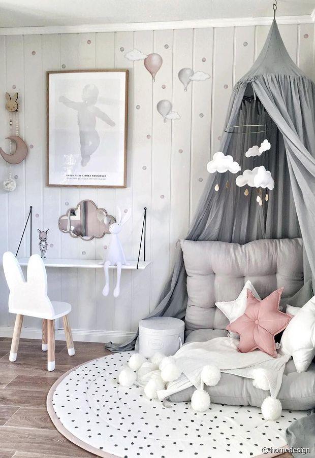 Comment décorer avec style la chambre d'un enfant ?