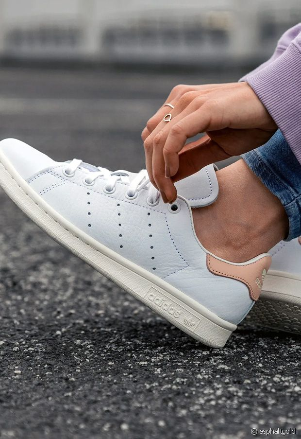 selection de baskets adidas stan smith Pureshopping
