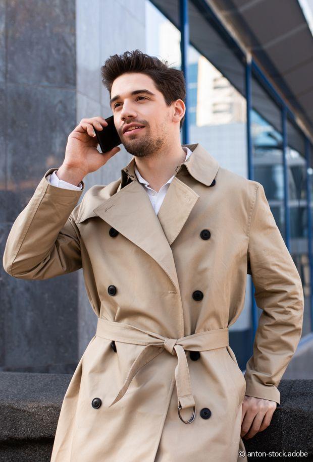 Hommes : sélection de trench-coat pour hommes