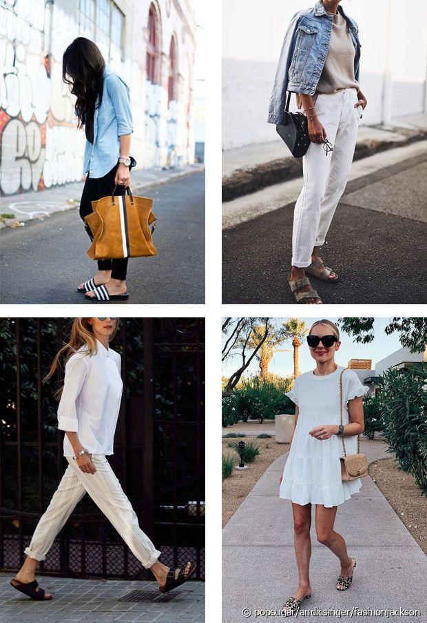 Pantalons ou robes, jeans ou shorts... Elles se portent avec tout !