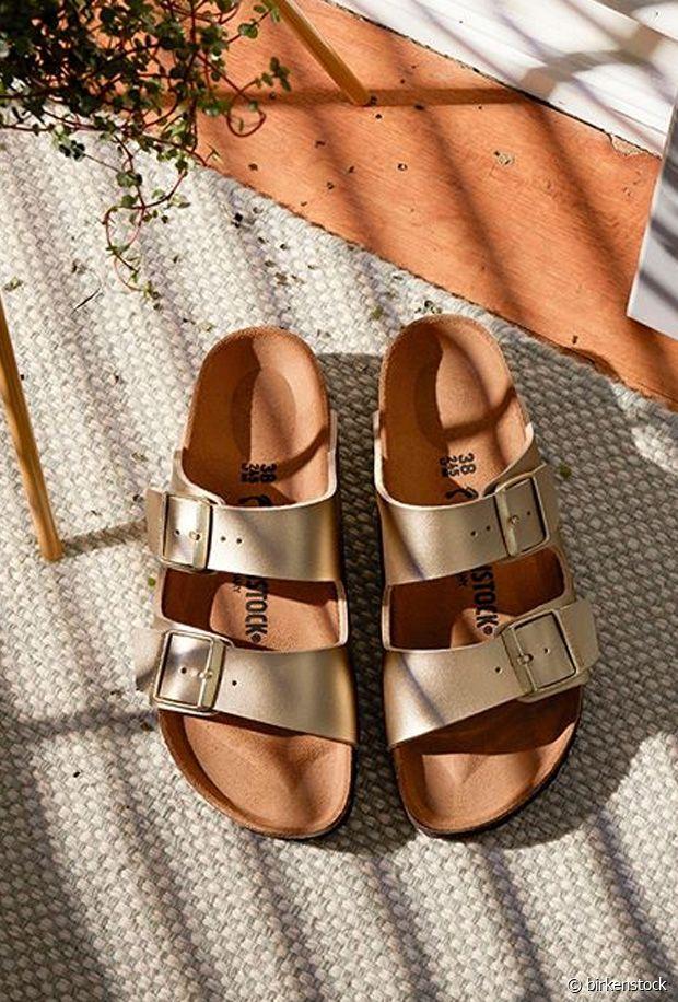 Birkenstock : sélection de sandales et de mules stylées pour l'été