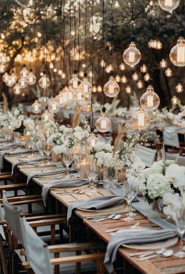 Tables de mariage : nos plus belles inspirations de déco