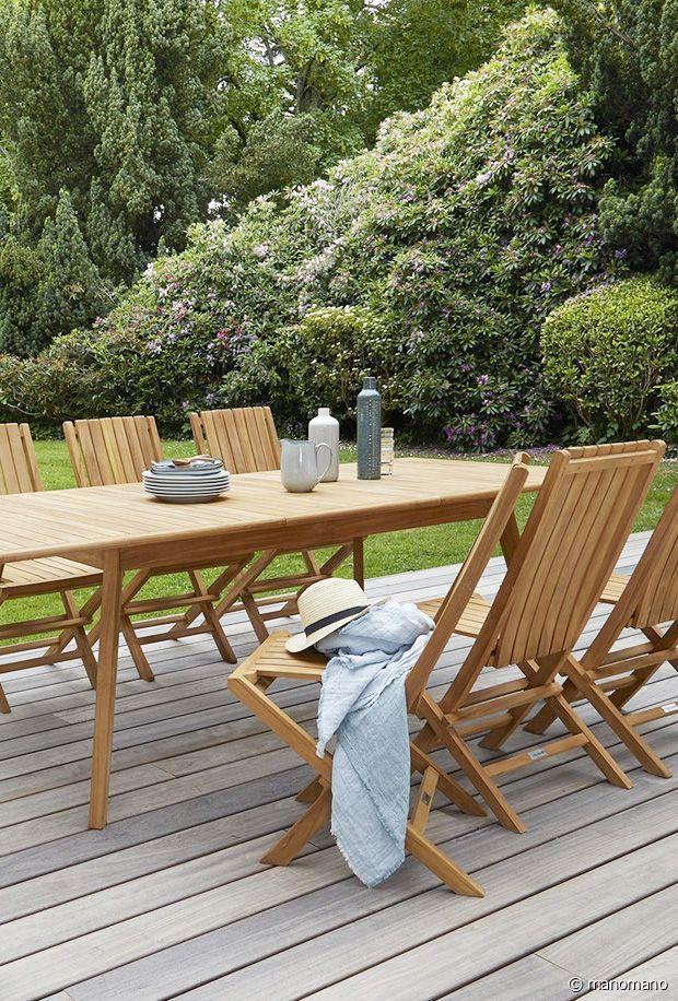 Soldes d'été 2020 : sélection de mobilier et d'accessoires en promo pour profiter de son jardin