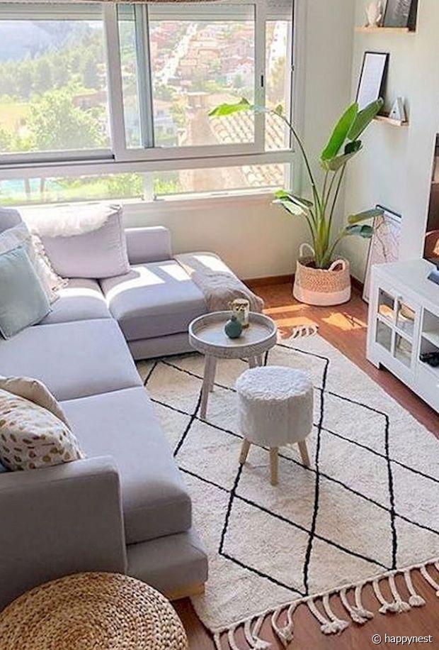Comment aménager et décorer un petit salon ? Nos bons conseils déco !
