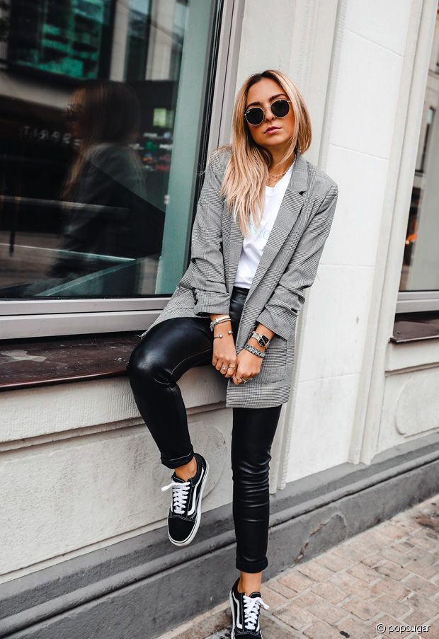 Comment porter le pantalon en cuir ?