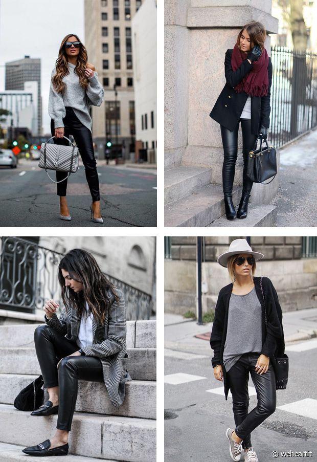 4 paires de chaussures, 1 pantalon : 4 styles canons !
