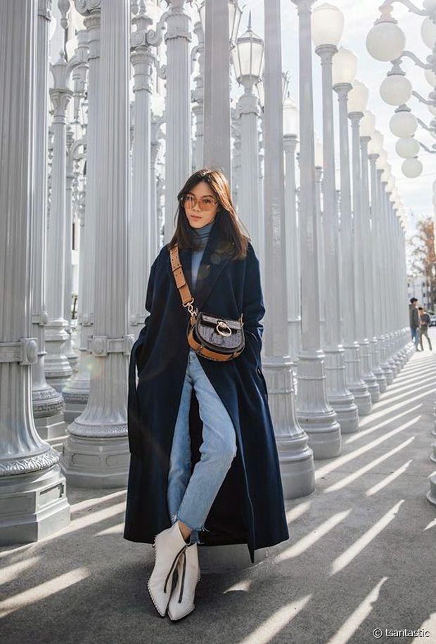 Sélection de manteaux longs pour femmes pour l'automne-hiver