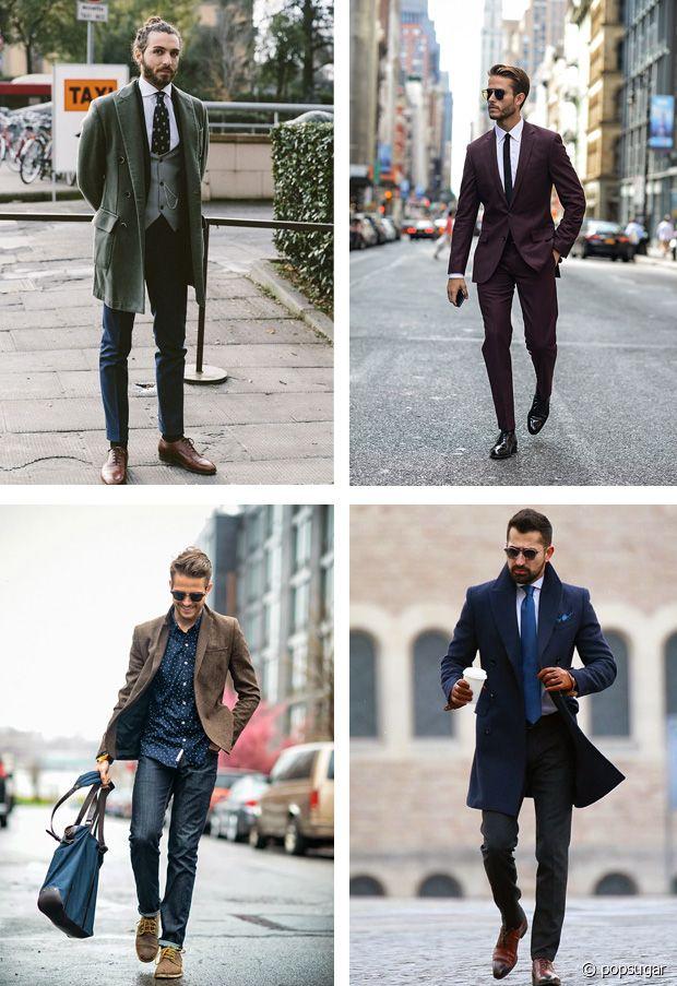 Une paire, 4 styles !