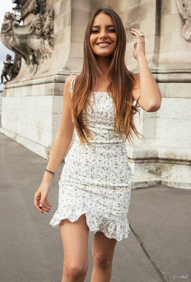 Une petite robe légère... et c'est tout !