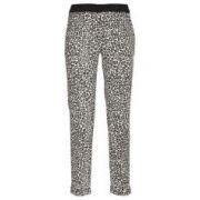 Pantalon léopard bicolore