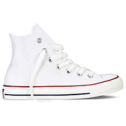 All star femme hautes converse blanche