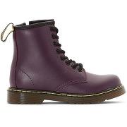 Soldes ! boots delaney juniors 20669500 - mixte - violet - dr martens