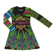 Robe silene- robes - fille - desigual