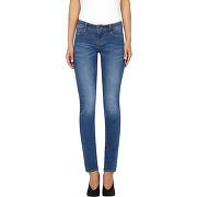 Jeans ddp regular dual flex bleu ddp femme