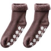 e09f08d8406fc épuisé Paire de chaussettes anti-dérapantes femme 3 suisses collection