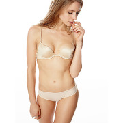 Soutien gorge wonderbra 7925 sg cb my pretty push up gel beige - solde