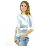 Morgat bleu/blanc - mariniere femme