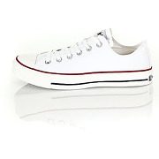 All star femme basses converse blanc