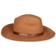 Chapeau en feutre couleur thÉ - monoprix femme