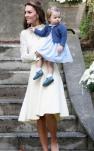 Adoptez le look blanc de la duchesse de Cambridge