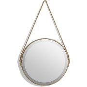 Miroir Ø50 cm, lien - am.pm