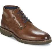 Bottines hommes fluchos cavalier marron solde