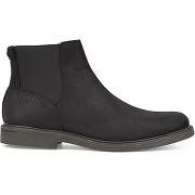 Bottes et boots - sebago - chelsea boots turner en cuir noire
