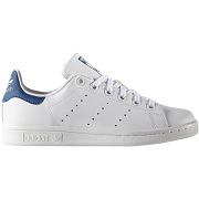 Soldes ! baskets stan smith j - masculin - blanc - adidas originals